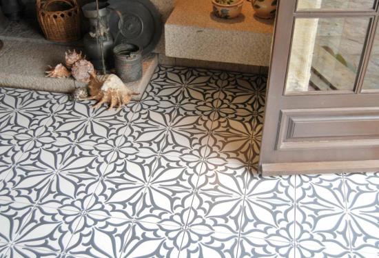 12 carreaux ciment marseille. Black Bedroom Furniture Sets. Home Design Ideas