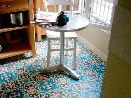 carreaux ciment. Black Bedroom Furniture Sets. Home Design Ideas