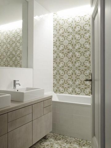 Carreaux ciment salle de bains - Carreaux de ciment vente en ligne ...