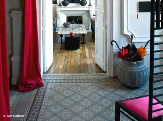 carreaux de ciment. Black Bedroom Furniture Sets. Home Design Ideas