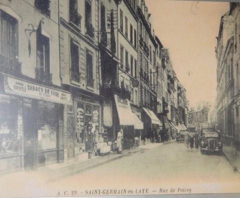 Rue-de-Poissy Paris 75005