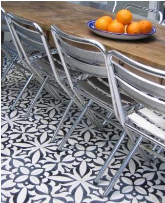 realisations carreaux ciment. Black Bedroom Furniture Sets. Home Design Ideas
